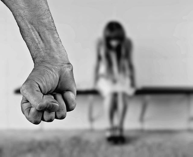 女性への暴力